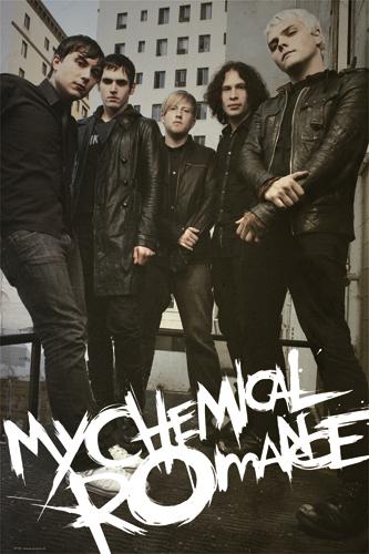 powrót My Chemical Romance