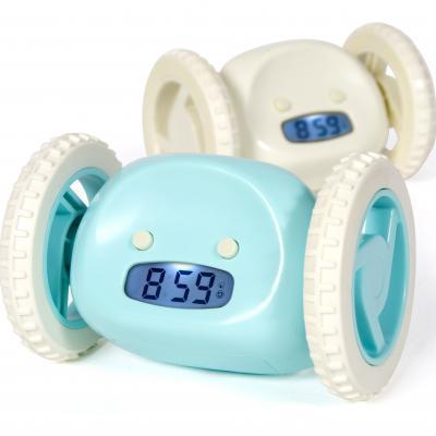 Clocky - Uciekający budzik