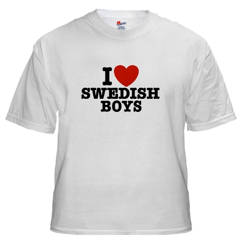 I ♥ SWEDISH BOYS