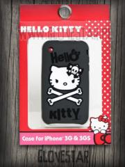etui iPhone HELLO KITTY bad cat