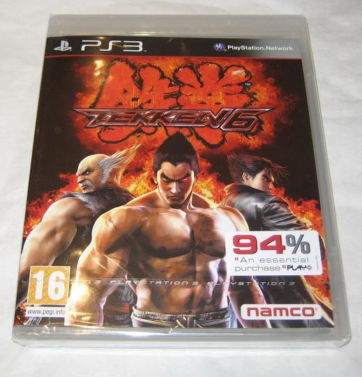 Tekken 6 (na PS 2)