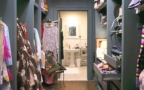 Garderoba Carrie Bradshaw