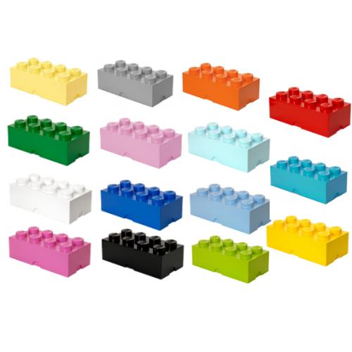 Lego Pojemnik 8 Na Zabawki Klocek