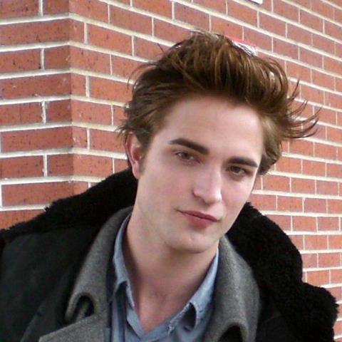 Spotkać Roberta Pattinsona