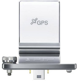 Odbiornik GPS do PSP