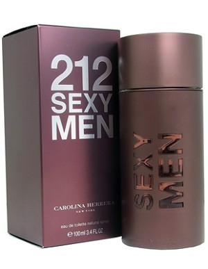 212 sexy man carolina herrera perfumy