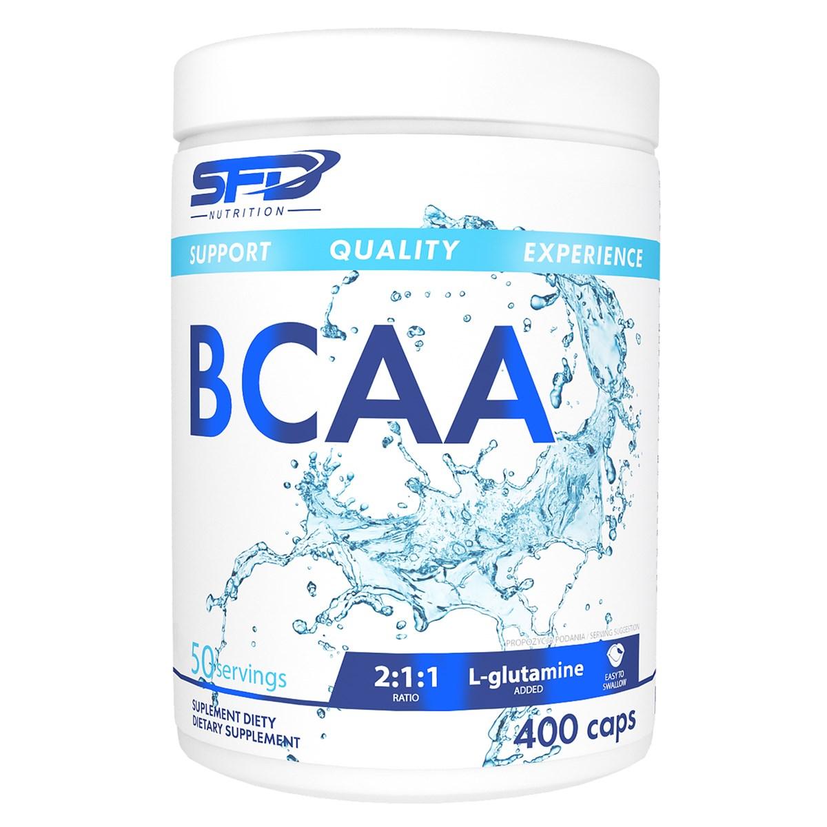 Odżywka BCAA