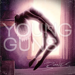 Young Guns - Bones CD