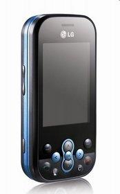 Telefon komórkowy LG KS360 ETNA Aqua Blue