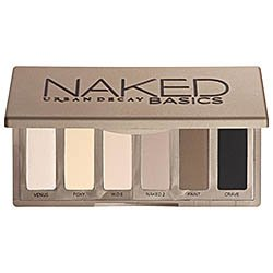 Urban Decay, Naked Basics Eye Shadow Palette (Paleta matowych cieni do powiek)