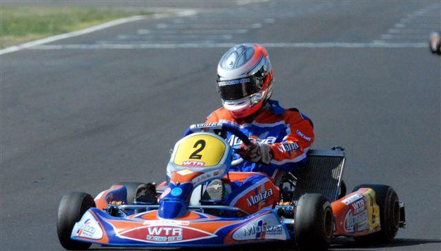 Gokart Monza 2008