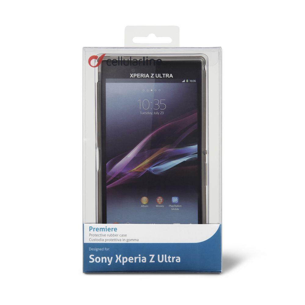 Etui Sony Xperia Z Ultra czarne