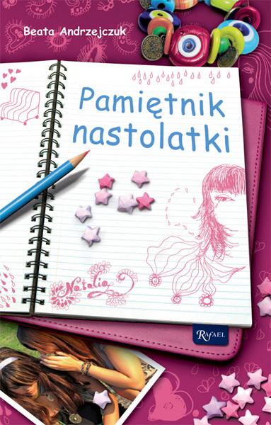 Książka - Pamiętnik nastolatki Beata Andrzejaczuk