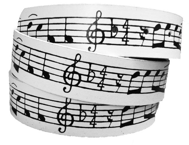pasek pieciolinia muzyczny