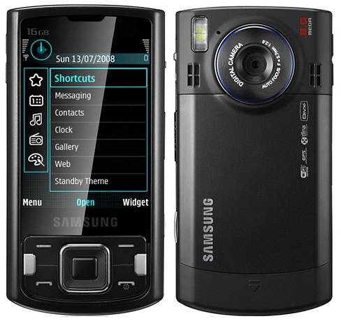Samsung GT 18510 INNOVA 8