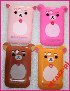 panel HTC G13 Wildfire S A510e RILAKKUMA folia
