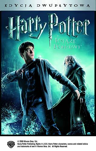 Harry Potter i Książę Półkrwi, DVD