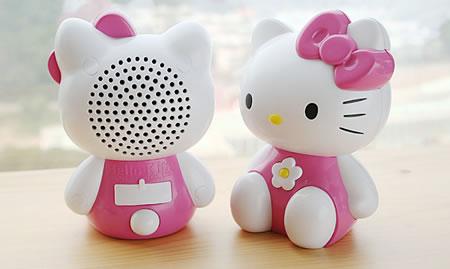głośniki Hello kitty