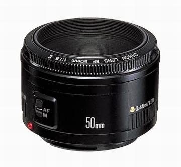 obiektyw Canon EF 50mm f/1.5 USM