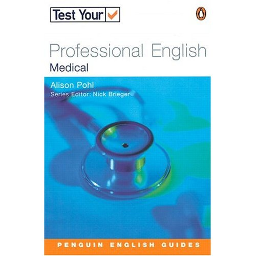 Professional English Medical Alison Pohl