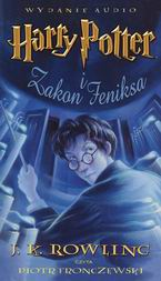 Harry Potter i Zakon Feniksa audio książka