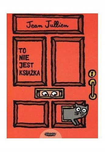To nie jest książka. Jean Jullien