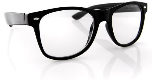 Okulary Nerd