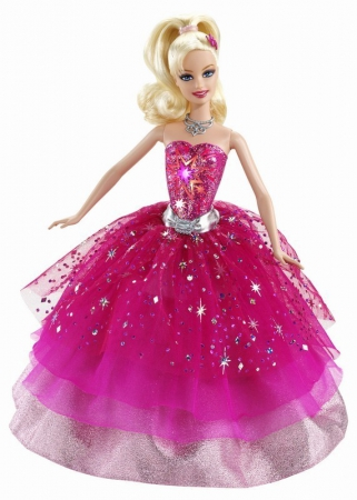 Barbie modna paryżanka