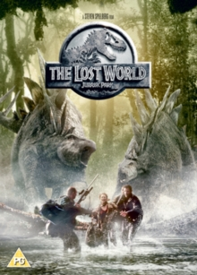The Lost World - Jurassic Park 2 DVD