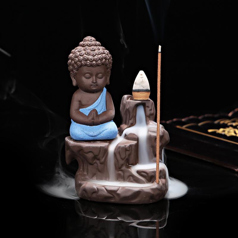 URODZINY - Zapachowy kominek + zapas kadzidełek do niego