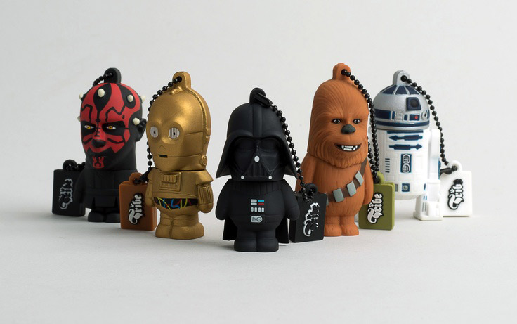 Pen drive Star Wars
