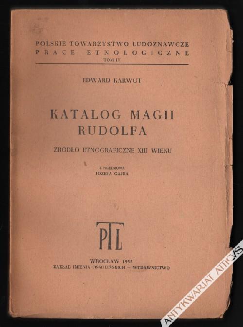 Katalog magii Rudolfa