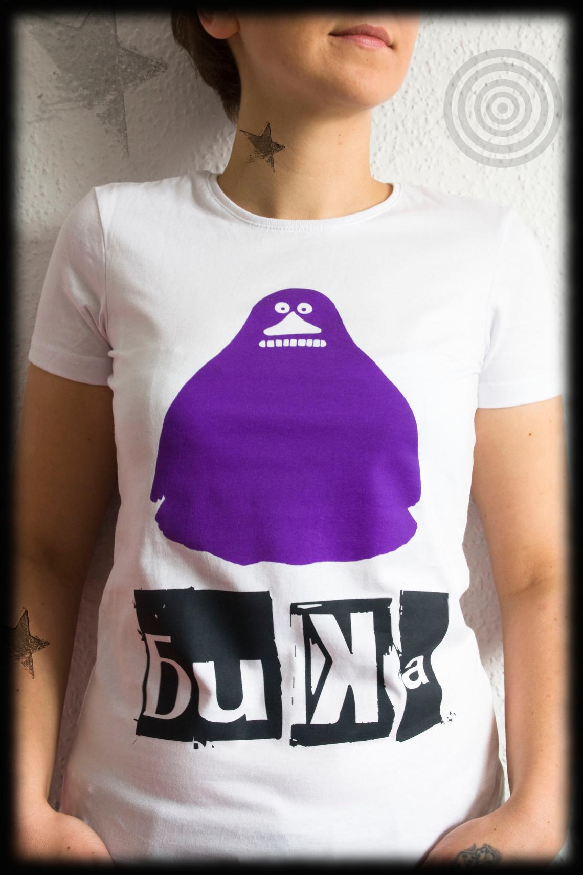 Koszulka z Buką ;3