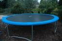 Mega trampolina !