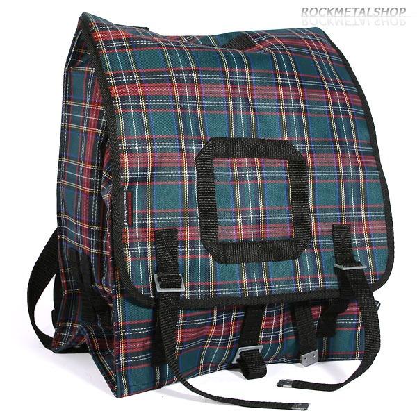 Plecak kostka - krata