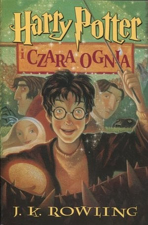 Harry Potter i Czara Ognia, Tom 4
