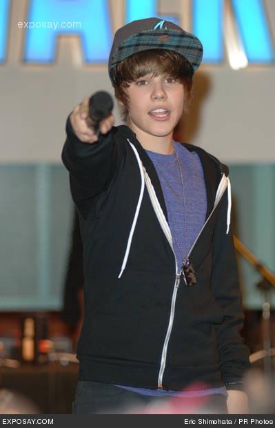 Koncert : Justin Bieber