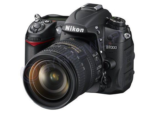 lustrzanka Nikona