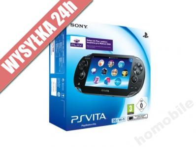 SONY PLAYSTATION VITA PS VITA 3G + WIFI NOWY FV23%