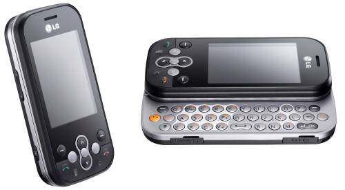 LG KS360 srebrny