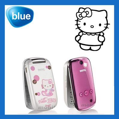Benq komórka z Hello Kitty :)