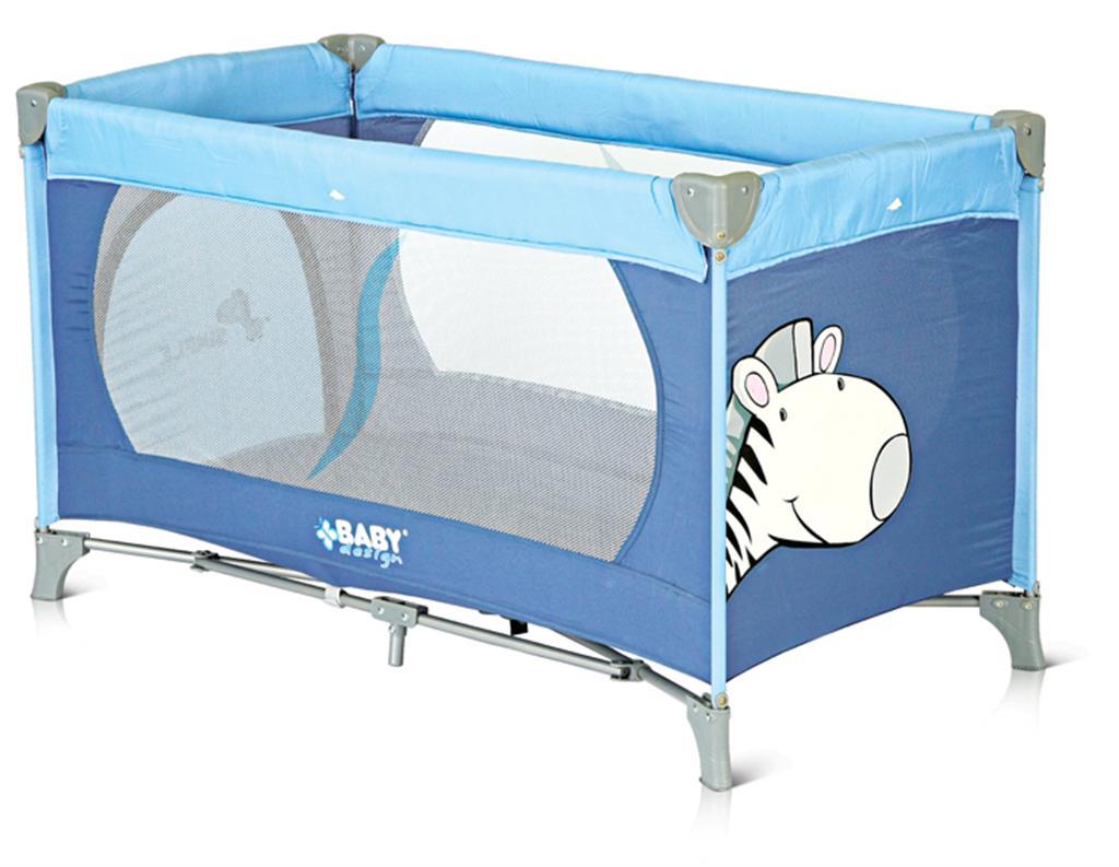 Łóżeczka turystyczne - idealne na podróż - Wyprawka dla dziecka