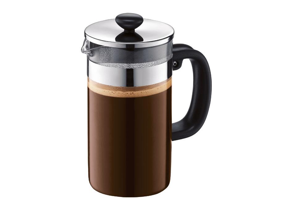 Zaparzacz do kawy tłokowy