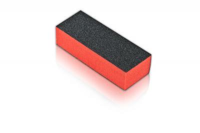 NEONAIL Blok czerwony 3 STRONNY nie ściera się !!!