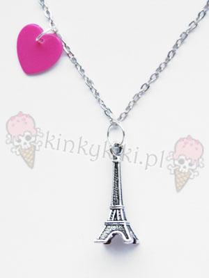 Naszyjnik ♥ Paris