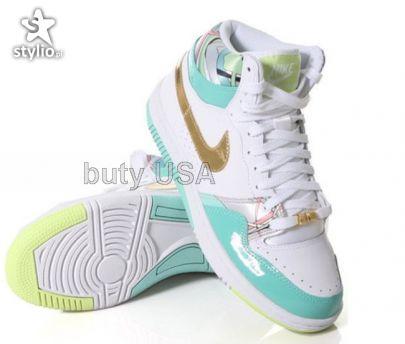 Adidasy Nike.