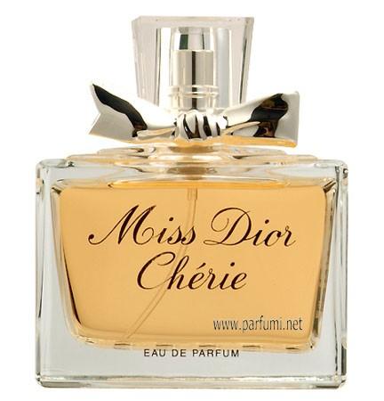 Prześliczne perfumy Miss Cherie od Christiana Diora