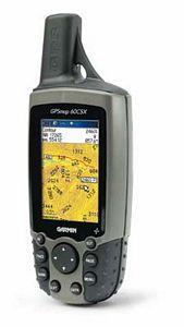 Garmin GPSMap 60CSX TOPO