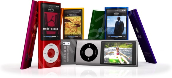 Ipod nano 5 gen. 16 gb Apple