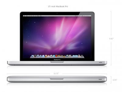 MacBook PRO 15.4'' i7 2.66GHz  Reseller PL FV NOWE